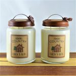 Jar Candles Votives & Melts